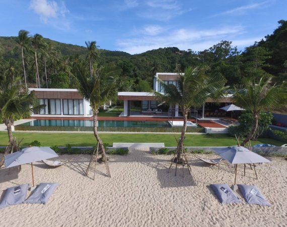 Best family villas in Koh Samui Thailand