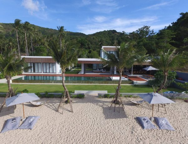Best family villas in Koh Samui Thailand